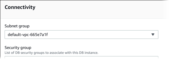 Working with an Amazon RDS DB Instance in a VPC - Amazon ...