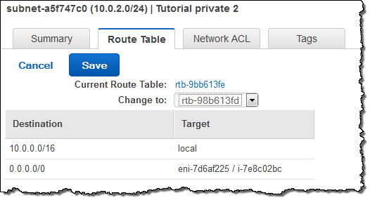 Tutorial: Create an Amazon VPC for Use with an Amazon RDS