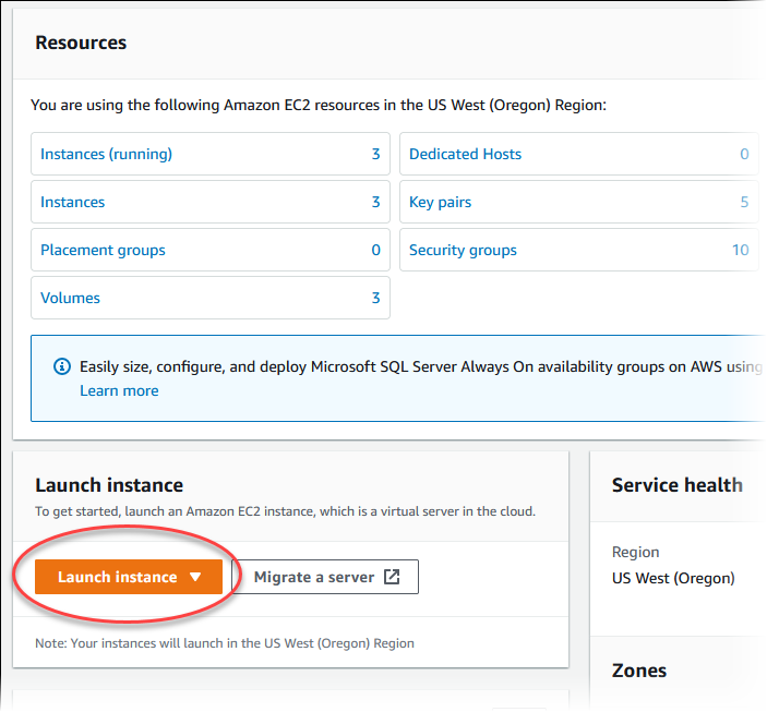 Step 2: Create an EC2 Instance and Install a Web Server