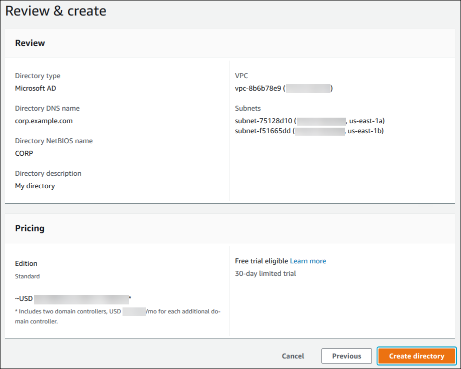 Using Windows Authentication with an Amazon RDS DB Instance ...
