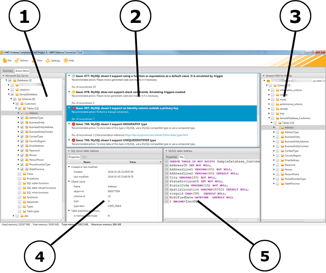 What Is the AWS Schema Conversion Tool? - AWS Schema