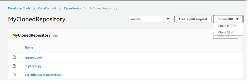 Migrate a Git Repository to AWS CodeCommit - AWS CodeCommit