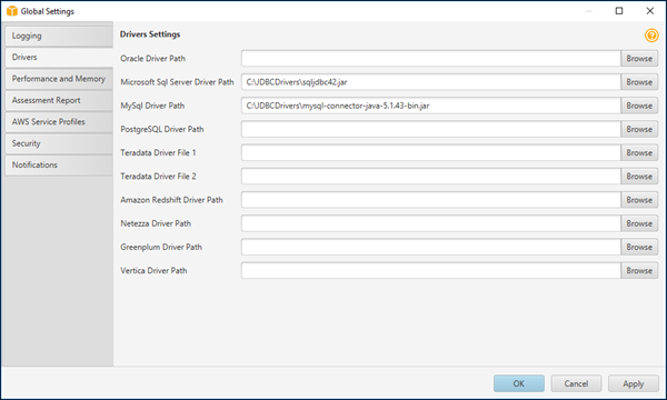 Step 1: Install the SQL Drivers and AWS Schema Conversion
