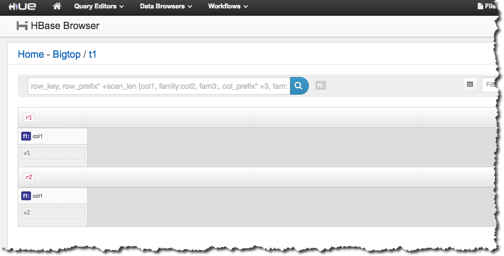 View the HBase User Interface - Amazon EMR