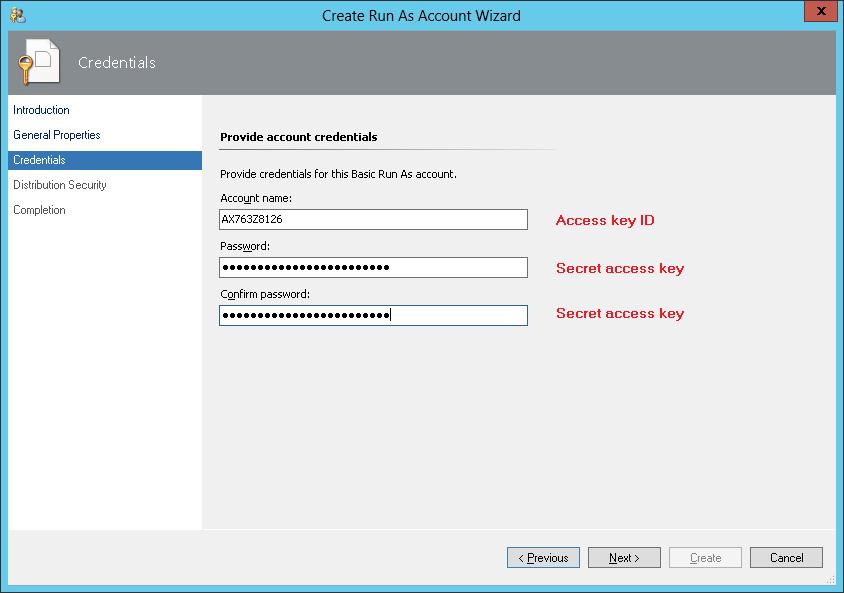 Paso 3: Crear una cuenta Run As de AWS - Amazon Elastic ...