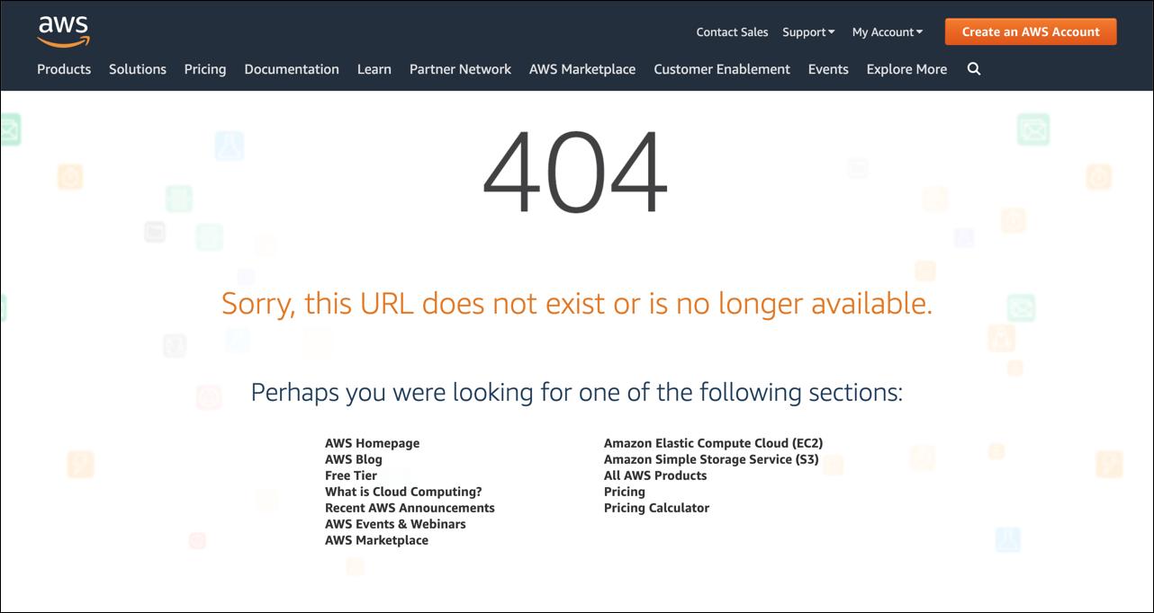 Creación de una página de error personalizada para códigos ...