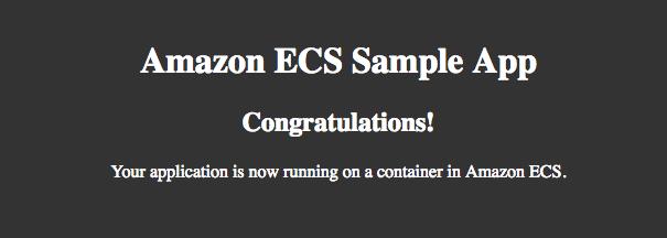 Introducción a Amazon ECS - Amazon Elastic Container Service
