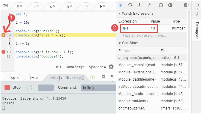Tutorial de IDE para AWS Cloud9 - AWS Cloud9