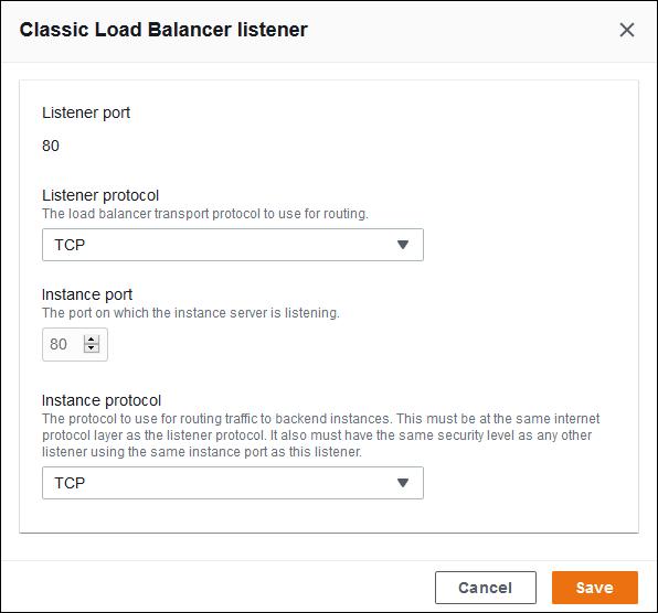 Configuración de un Classic Load Balancer - AWS Elastic ...
