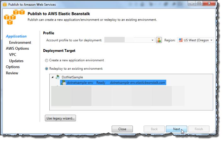 Tutorial: Cómo implementar una aplicación de ejemplo .NET ...