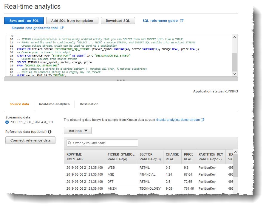 Trabajar con el editor de SQL - Guía para desarrolladores de ...