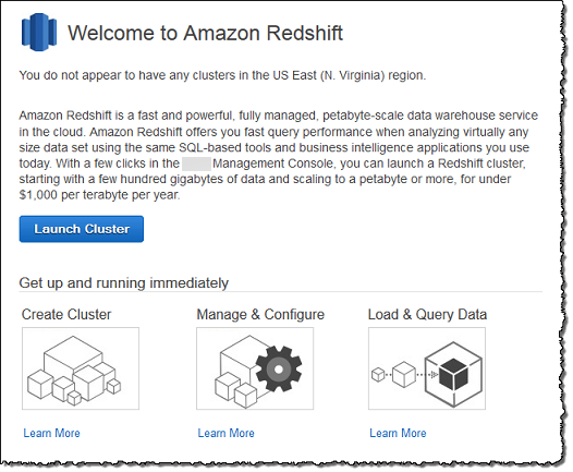 Administración de clústeres a través de la consola - Amazon ...