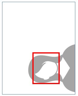 ... agujas del reloj y muestra un cuadro delimitador alrededor del rostro. El cuadro delimitador se muestra utilizando las coordenadas para la orientación ...