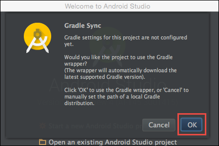 Importing Your Lumberyard Project into Android Studio