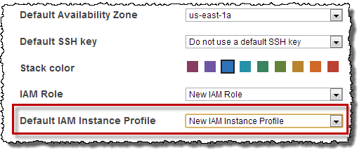 Specifying Permissions for Apps Running on EC2 instances - AWS OpsWorks