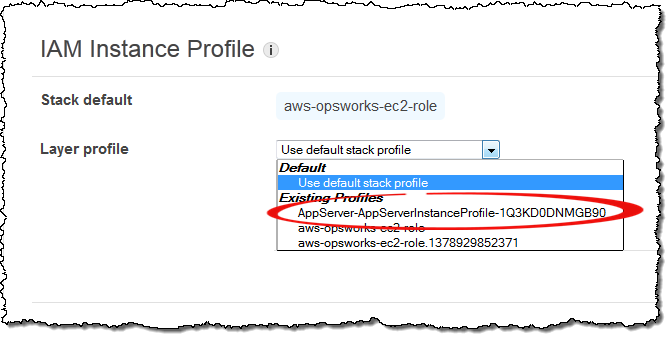 Step 2: Create a PHP App Server Stack - AWS OpsWorks