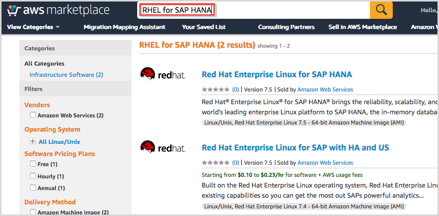 what is sap hana