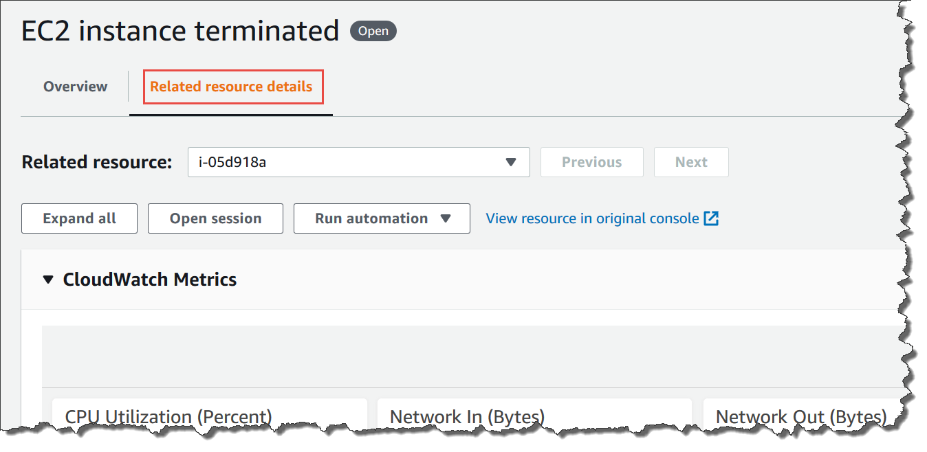 Working with OpsItems - AWS Systems Manager
