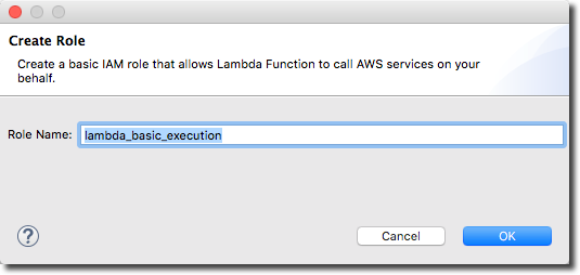 Tutorial: How to Create, Upload, and Invoke an AWS Lambda
