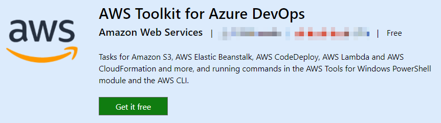 Getting Started - AWS Tools for Microsoft Visual Studio Team Services