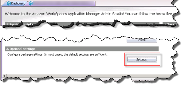 Adding Required Applications or Scripts - Amazon WorkSpaces
